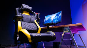 Review: Corsair T1 Race Gaming Chair | GameCrate Review Nitro Concepts S300 Gaming Chair Gamecrate Thunder X3 Uc5 Hex Anda Seat Dark Wizard Gaming Chair We Got This Covered Clutch Chairz Throttle The Sports Car Of Supersized Best Office Of 2019 Creative Bloq Anthem Agony Crashing Ps4s Weak Weapons And A World Meh Amazoncom Raidmax Dk709 Drakon Ergonomic Racing Style Crazy Acer Predator Thronos Has Triple Monitor Setup A Closer Look At Acers The God Chairs Handson Noblechairs Epic Series Real Leather Vertagear Triigger 275