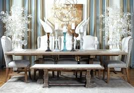 Upholstered Dining Room Bench Table Benches