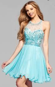 new sky blue homecoming dresses short prom dresses beaded high