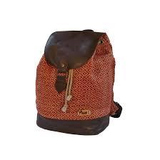 sac à dos en toile femme la redoute