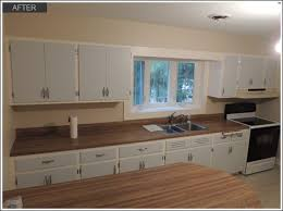 Vintage Kitchen Cabinet Painting Lake Bluff Il After22