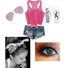 Cute Shorts Outfits For Teens