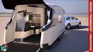 100 Modern Design Travel Trailers 15 AWESOME CARAVANS INNOVATIVE CAMPERS