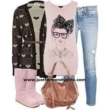 Casual Teens Outfits In Winter
