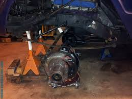 Ol' Blue '71 Chevy – New Front Suspension With Leaf Spring Sliders ...