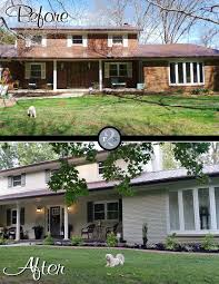 Photo Of Brick Ideas by The 25 Best Painted Brick Houses Ideas On Brick House