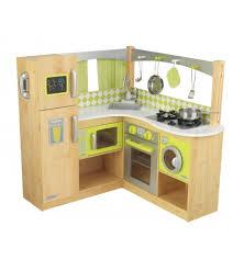 jeu de cuisine pour gar輟n impression de l article cuisine en bois naturel jouet et cie com