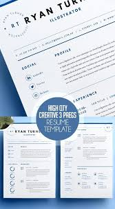 High Quality Creative Resume Template 3 Pages Templates Free Word