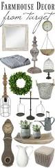Kitchen Wall Decor Target by 25 Best Farmhouse Kitchen Decor Ideas On Pinterest Mason Jar