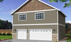 Smart Placement Story Car Garage Plans Ideas by Smart Placement 2 Story 3 Car Garage Plans Ideas Building Plans