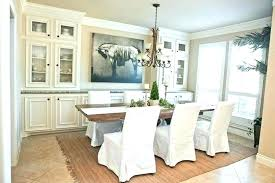 Dining Room Built Ins Innovative In Cabinets And Table With Bench Seats
