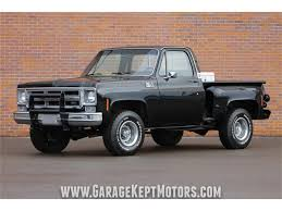1976 GMC High Sierra For Sale | ClassicCars.com | CC-1174751 Ebay Buy Of The Week 1976 Gmc 1500 Pickup Brothers Classic Photo Gallery Lbz Pull Truck Chevy Lifted Blue Gmc Trucks Accsories And Royal Purple To Host Revealing Of Squarebody Syndicates Indy 500 Sierra Same As C10 Big Block West Coast Chevrolet Brochures Suburban Rally C3500 For Sale 106053 Mcg Brigadier Grain Truck Item Ay9559 Sold May 9 A 9500 Cventional Sales Brochure Sale Classiccarscom Cc1117029