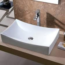 sinks trough sink vanity double 60 with top vanity trough sink