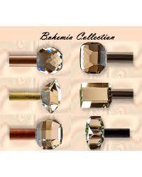 Swarovski Crystal Lamp Finials by Crystal Curtain Rods U0026 Crystal Finials U2013 Interiordecorating Com