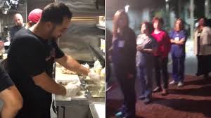 100 Vegas Food Trucks Serve Free Meals To Victims And Families Of Las Shooting