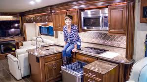 Stylish Rv Kitchen Storage And Ideas With Picture