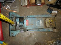 35 Ton Floor Jack Napa by Walker 93632 Jack Rebuild The Garage Journal Board