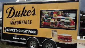 Duke's Mayonnaise Taste Tour | Just Tinkering Around Devour Brewing Co On Twitter Tucker Dukes Food Truck Is In The The Duke Truck At Mission Taste Trucks Avi Urban Deacon Baldys Bar Food Trucks Beer Summer Patrons Dig At Great Barrington Mayonnaise Tour Just Tkering Around Where To Find Montreal 2017 Edition An Der Kahanamoku Lagoon Usa Foto Roadster Diner Whats Best Thing Pair With A Facebook Hanover Township Fall Festival 27 Sep 2018 Mtaing Momentum A Personal Running Story Today Best Image Of Vrimageco
