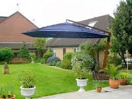 fset patio umbrella iroko SIRIO GARDEN ART