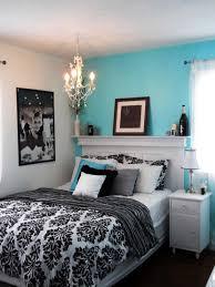 Tiffany Blue And Black Bedroom Ideas