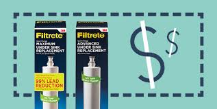 Filtrete Under Sink Advanced Replacement Water Filter by Special Offers