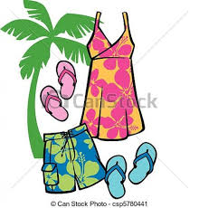 Pin Kids Summer Clothes Clipart 1