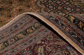täbriz 70 raj mahi teppich 400 x 300 cm beige