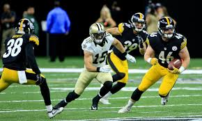 Pittsburgh Steelers Behind The Steel Curtain by Tyler Matakevich On The Depth Chart Behind The Steel Curtain