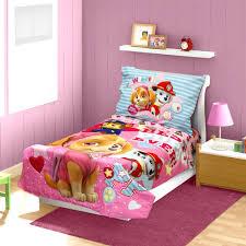 Dora Kitchen Play Set Walmart by Hello Kitty Stars Rainbows 4 Piece Toddler Bedding Set Walmart Com