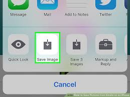 3 Easy Ways to Save from Emails on an iPhone