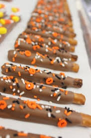 Halloween Pretzel Rods by Chocolates By Grimaldi Satisfy Your Sweet Tooth At Grand Haven U0027s