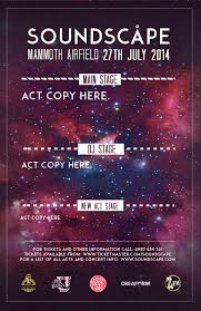 Free Festival Poster Template