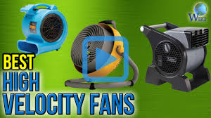 Vornado Desk Fan Target by Top 9 High Velocity Fans Of 2017 Video Review