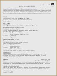 50 New Sample Resume Recent Psychology Graduate