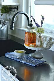 Kitchen Theme Ideas Pinterest by Best 20 Kitchen Sink Decor Ideas On Pinterest Kitchen Sink Diy