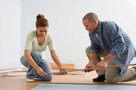 Installing Laminate Floors In Kitchen by Laminate Vs Hardwood Flooring How They Compare