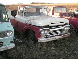 1960 F 250 Pickup | Shane's Car Parts