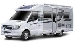 Mercedes Camper Vans Luxury Motorhomes