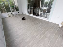 wood tile flooring room ideas plank woods and gray