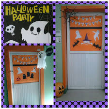 Halloween Door Decorating Contest Ideas by Home Accessories Awesome Classroom Decorations With Halloween