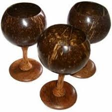 Kerala Tourism Handicrafts From Coconut In