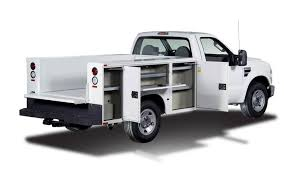 commercial truck shells custom beds and bodies buyers guide