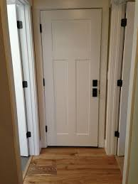 Craftsman Style Interior Doors Interest
