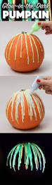 Carvable Foam Pumpkins Walmart by How To Marble A Pumpkin Using Nail Polish Halloween Pinterest