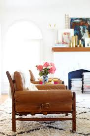 Pottery Barn Irving Chair Recliner by Best 25 Brown Leather Chairs Ideas On Pinterest Leather Chairs