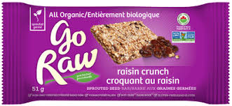 Go Raw Sprouted Pumpkin Seeds Bar by Go Raw Sprouted Bars Marsham International Food Brokers