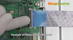 lg lcd tv repair how to replace 6871l 2045a t con board how to