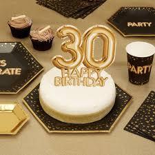 gold 30 alles gute zum geburtstag kuchen deckel gold kuchen dekoration 30 geburtstag dekoration dekoration alter kuchendeckel kuchen