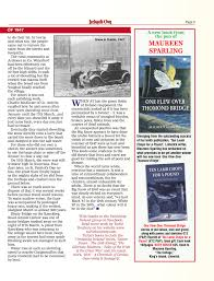 Featured | Ireland's Own | Page 21 Be Positive Bob Love 97480901810 Amazoncom Books Mojave River Review Summer 2014 By Media Issuu A Birthday Poem Violet Nesdoly Poems Two Scavengers 20 Truck Search Results Teachit English 1 1953 B Born In Santiago De Chile The Son Driver Who Was Somebody Stole My Rig Poem Shel Silverstein Hunter The Scum Gentry Poetry Magazine Funeral Service For Truck Driver Floral Pinterest Minor Miracle Marilyn Nelson Comments Reviews Major Verbs Pierre Nepveu And Soul Mouth Sterling Brown Living Legend