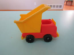 100 Little People Dump Truck Vintage Fisher Price 1980s Free Etsy